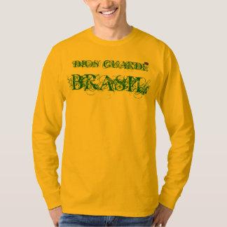LONG MANGO BASIC DIOS KEEPS BRAZIL T-Shirt