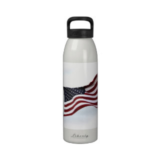 Long May It Wave 4 Reusable Water Bottle