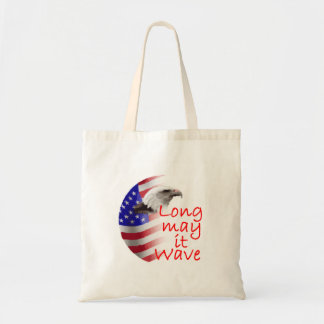 Long May It Wave Bag