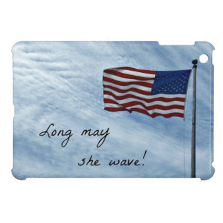 Long may she wave case for the iPad mini