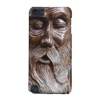 Long Mustache and Beard Old Man iPod Touch 5G Case