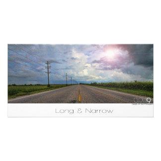 Long & Narrow Card