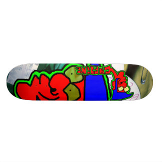 Long Neck Bob Skateboard