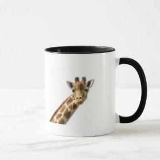 Long Necked Giraffe Coffee Mug