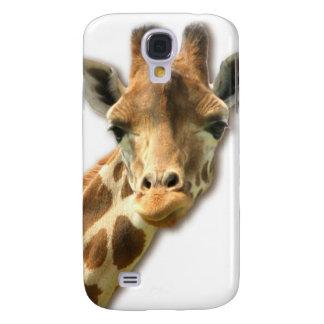 Long Necked Giraffe iPhone 3G Case Samsung Galaxy S4 Cases