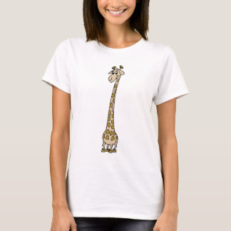 Long Necked Giraffe T-Shirt