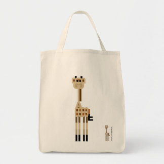Long-Necked Sack Tote Bag