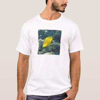 Long Nose Butterfly Fish T-Shirt