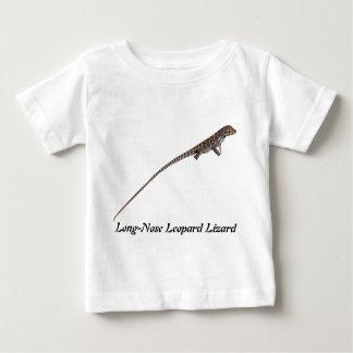 Long-Nose Leopard Lizard Baby T-Shirt