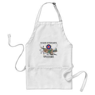 long nose spitfire adult apron