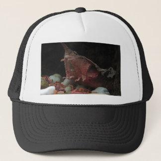 Long Nose Turtle Trucker Hat