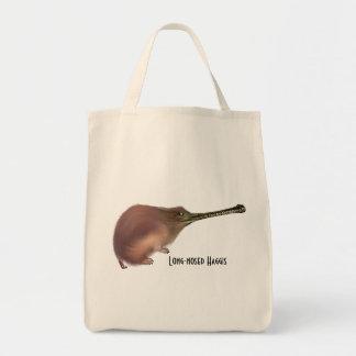 Long Nosed Haggis Tote Bag
