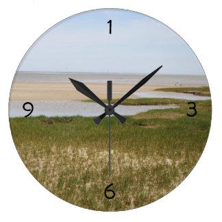 Long Pasture Sanctuary Beach Cape Cod Clock