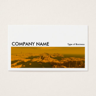 Long Picture 013 - Titan Business Card