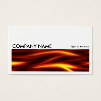 Long Picture 08 - Tongues of Fire Business Card