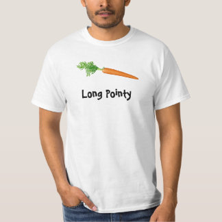 Long Pointy T-Shirt