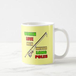 Long Poles Fishing T-shirts and Gifts Coffee Mug