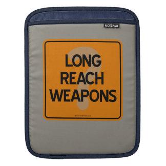 LONG REACH WEAPONS? iPad SLEEVE