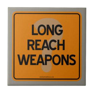 LONG REACH WEAPONS? TILE