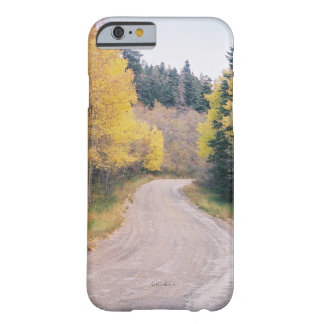 Long road barely there iPhone 6 case