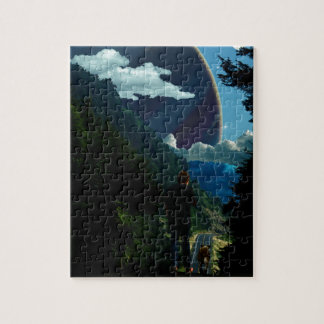 Long Road Home Jigsaw Puzzle
