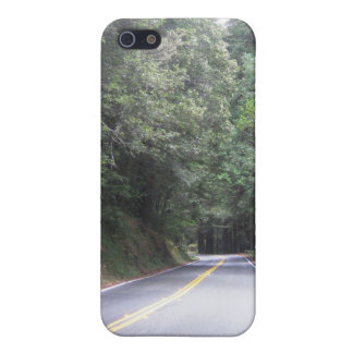 Long Road iPhone SE/5/5s Cover