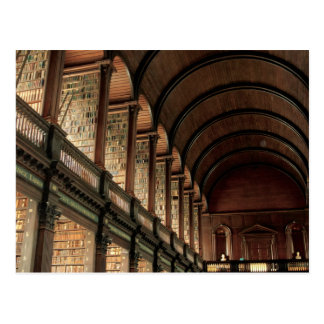 Long Room Trinity College Post Cards