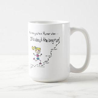 Long Run Coffee Mug