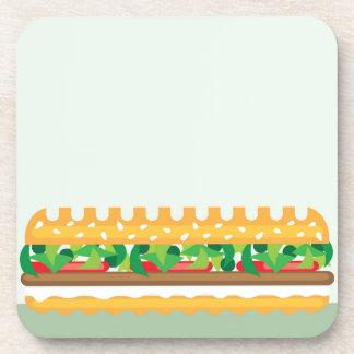 Long Sandwich vector Coaster