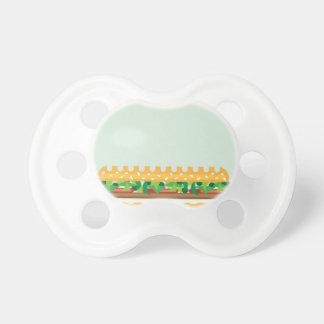 Long Sandwich vector Pacifier