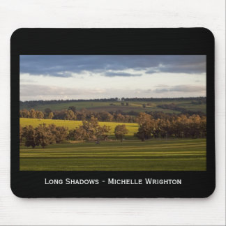 Long Shadows Mouse Mat