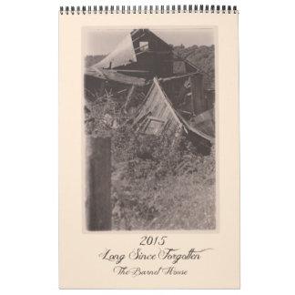 Long Since Forgotten- The Barnet House Calendar