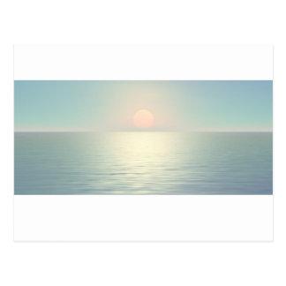 Long sky 5 postcard