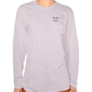 Long Sleeve Burpee Babe Shirt