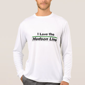 "Long Sleeve ""I Love the Hudson Line"" Shirt"