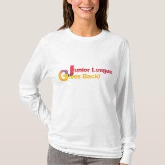 Long Sleeve JL Gives Back T-Shirt
