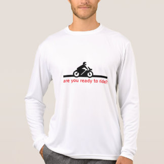 Long Sleeve Micro-Fiber T-shirt