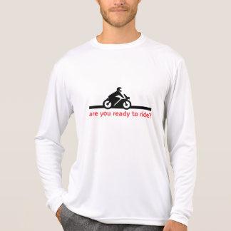 Long Sleeve Micro-Fiber T Shirts