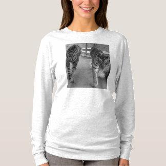 Long sleeve Pacing Tigers T-Shirt