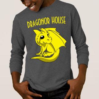 Long Sleeve T-Shirt: Dragonor House Pride (Chibi) T-Shirt