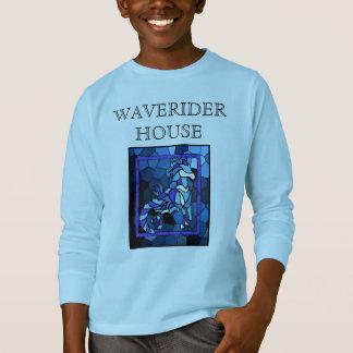 Long Sleeve T-Shirt: Waverider House Pride T-Shirt