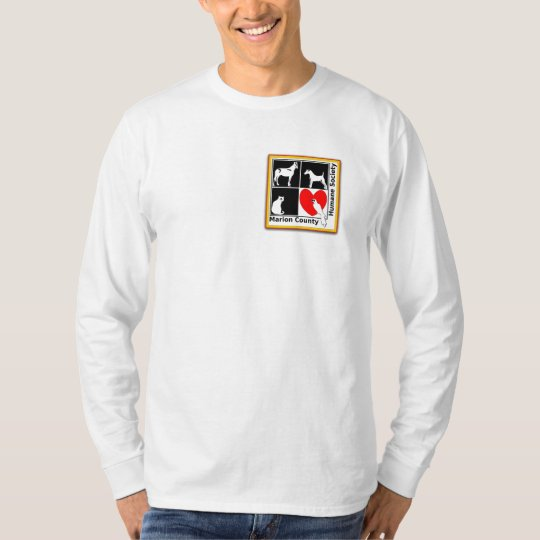 Long Sleeve T-Shirt with MCHS Logo