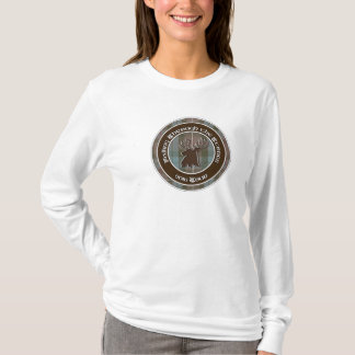 Long sleeve tee with tour logo