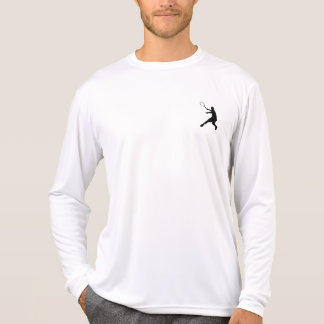 Long sleeve tennis shirt Active sweat control