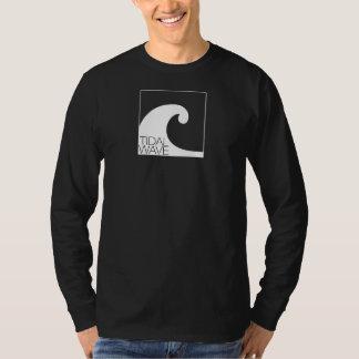 "Long-Sleeve Tidal Wave ""Logo"" T-Shirt - Men's"