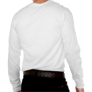Long Sleeve Tshirt with Club Logo on Back