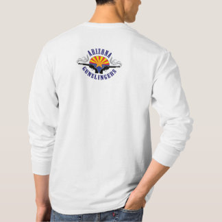 Long Sleeve Tshirt with Club Logo on Back