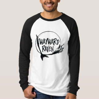 Long Sleeve Wayward Raven T-shirt