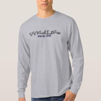 Long Sleeve Wildlife T-Shirt
