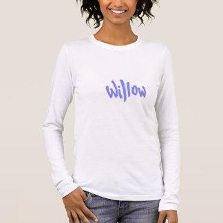Long-Sleeve Willow Tee
